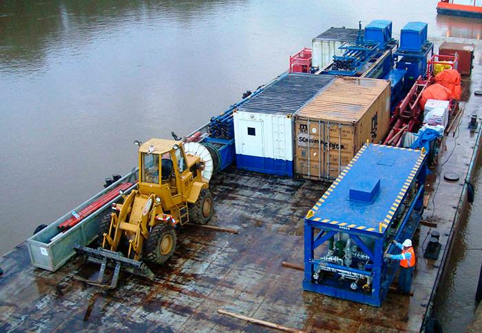 Transporte Fluvial 1